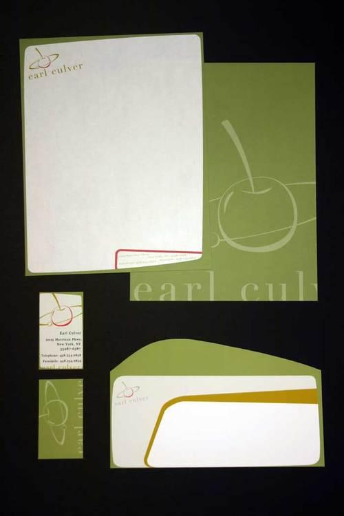 Graphic Design One::True Stories Logo/Letterhead::Brian Earwood