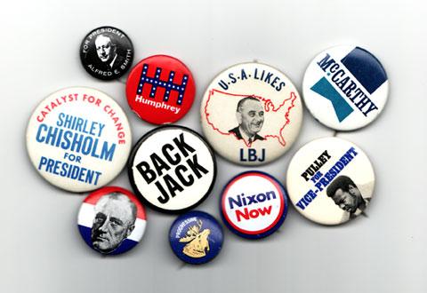 Campaignbuttons
